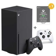 預購 Xbox Series X + Game pass Ultimate 3個月x1 + XBOX白手把 / 台灣公司貨