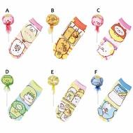 短襪 SAN-X 角落生物 棒棒糖造型襪子 22~24cm 6款 日本進口正版授權