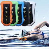Fashionable  Waterproof MP3 Music Player Sport Swimming Diving FM Radio Big Clip 4GB