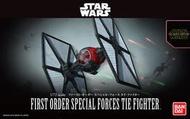 【鋼普拉】BANDAI 星際大戰 STAR WARS 1/72 FIRST ORDER TIE FIGHTER 鈦戰機