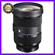 Sigma 24-70mm f/2.8 DG DN (A) For Sony (ประกัน EC-Mall) เลือก 1 ชิ้น อุปกรณ์ถ่ายภาพ กล้อง Battery ถ่าน Filters สายคล้องกล้อง Flash แบตเตอรี่ ซูม แฟลช ขาตั้ง ปรับแสง เก็บข้อมูล Memory card เลนส์ ฟิลเตอร์ Filters Flash กระเป๋า ฟิล์ม เดินทาง