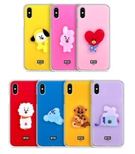 [ BT21 x GCASE ] ACRYLIC JELLY SMART PHONE CASE