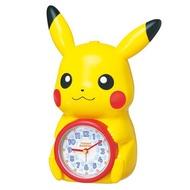 大賀屋 日貨 SEIKO 皮卡丘 鬧鐘 時鐘 神奇寶貝 寶可夢 Pokemon 口袋怪獸 精工 J00010698