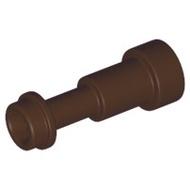 LEGO 樂高 人偶配件 深棕色 褐色 望遠鏡4538950 64644 4184 4191 10210 10237