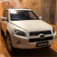 🙋🏻♂️BuyCar模型車庫 1:18 Toyota RAV4 模型車