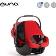 Nuna pipa 提籃安全座椅+另售結合器