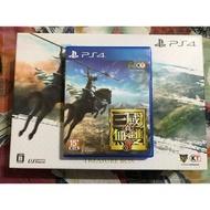 真三國無雙8  PS4 特典版