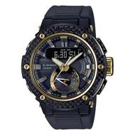 【CASIO 卡西歐】G-SHOCK系列 潮流手錶(GST-B200X-1A9-黑金)
