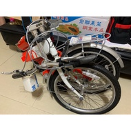 捷安特折疊腳踏車