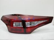 [大禾自動車] 豐田 TOYOTA RAV4 紅白燈殼 光導型 LED 後燈 12~15