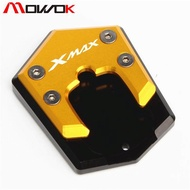 XMAX125/250 xmax300 foot support bracket large seat side support pad modification parts ——(gold)
