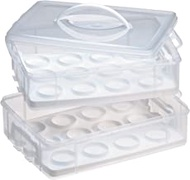 Snapware Cookie and Cupcake Carrier (SN1098736) - Made in USA
