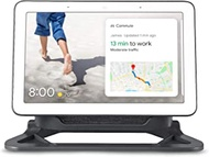 [Official Made for Google] Wasserstein Angle Stand Compatible with Google Nest Home Hub - Perfect Companion for Your Nest Hub (Grey)