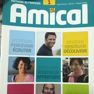 Amical A1 法文二手書