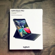 Logitech羅技 SLIM FOLIO PRO iPad Pro 12.9-inch(3rd generation)