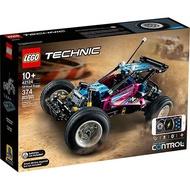 LEGO 樂高  LT42124 越野車_Technic科技系列