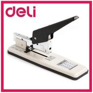 Deli 0394 Heavy Duty Stapler, stapler 80.:Deli 0394 Heavy Duty Stapler เครื่องเย็บกระดาษ 80 หน้า