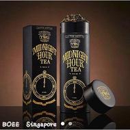 TWG: MIDNIGHT HOUR TEA (BLACK TEA) - HAUTE COUTURE PACKAGED (GIFT) decaffeinated LOOSE LEAF TEAS