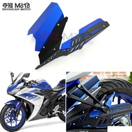 Rear Fender Chain Guard Sand Plate Accessories For Yamaha Yzf R 3 R 25 Mt-03