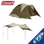 日本國內販售 Coleman ばゆキさぺぺゑ IV/300 らぞてぬぴべ【帳篷、天幕套裝組】