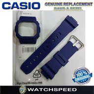 Original Replacement Band and Bezel for Casio G-Shock For DW-5600M-2/DW5600M-2