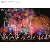 ▩☃▽◈✧Japan import Jigsaw Puzzles BEVERLY 1000PCS Adult puzzle Night fireworks11111111