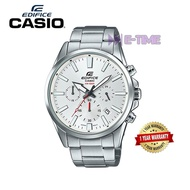 CASIO EDIFICE ORIGINAL EFV-510D-7A CHRONOGRAPH SMART CASUAL MEN WATCH WR100M