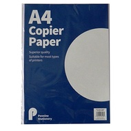A4 Copier and Printer Paper - 60 Sheets of 80gsm White - Size 11.7 x 8.3