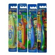 ❤ 40元加購歐樂B兒童牙膏 ❤ 歐樂B 兒童牙刷