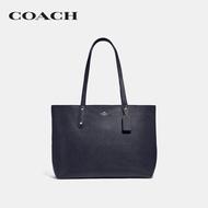COACH Central Tote With Zip 69424 SVBHP กระเป๋าทรงสี่เหลี่ยม / ถุงผ้าผู้หญิง