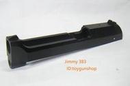 【幾米屋】(二手)KSC零件 M93RII S7刻字金屬滑套總承(含飛機座-浮動嘴-墊片總承)(1603-d)瓦斯BB槍