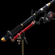 超級實惠 偉冠(weiguan) 新款釣魚支架魚竿支架地插萬向炮臺架海