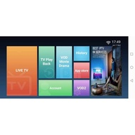 IPTV 6K 1month 2month 3 month or year can for table or phone tvbox androin apple
