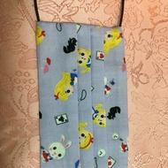 日本二重紗,薄,透氣,中間可塞醫療口罩
