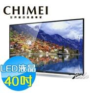 CHIMEI 奇美40吋 LED 液晶顯示器 液晶電視 TL-40A800(含視訊盒)