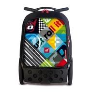[限時特惠2天】兒童拉桿書包 西班牙Nikidom Roller 兒童 人體工學 書包  拉桿 書包 兒童行李箱 兒童拉桿書包