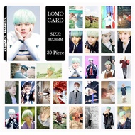 BTS Bangtan Boys Young Forever pt.1 SUGA Photo Album LOMO Cards Self Made Paper Card HD Photocard LK330