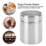 เงินสแตนเลสกาแฟน้ำตาลผงปั่นสามารถปรุงรสหม้อขวดกาแฟภาชนะ