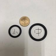 [愛將精品]kawasaki 川崎125 B1 吸入版座O環 圖示左邊(小)單顆價