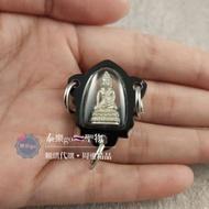 2533 龍婆卡賢 純銀 藥師佛-泰樂go🇹🇭聖物精品 ~泰國佛牌聖物~南傳佛教
