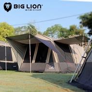 【另送贈品】威力屋露營帳篷 300KING 超防水 3000mm銀膠抗UV帳篷 岩野戶外 實體展示