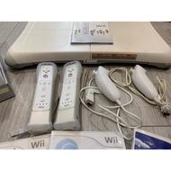 Wii Wii Wii二手遊戲機