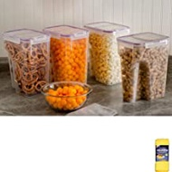 Snapware Airtight Medium Rectangle Storage Container, 23-Cup (22.8-Cup)