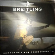 【104W】《BREITLING 1884 instruments for professional》CHRONOLOG