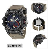 Casio Mens G-Shock MUDMASTER Analog-Digital BNIB GG-1000-1A5