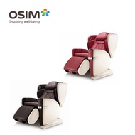 OSIM uLove Massage Chair (Brown/Red)