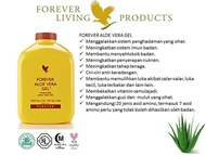 [Cuci Usus] Aloe Vera Gel 100% Original Forever Living