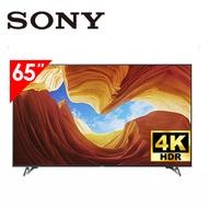 索尼SONY 65型 4K 智慧連網顯示器 KM-65X9000H獨家送千元以上好禮二選一