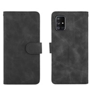 Casing For Samsung Galaxy A51 Flip Wallet Cover Samsung Galaxy A51 PU Leather Case