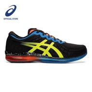 ASICS Men GEL-QUANTUM INIFINITY Sportstyle Shoes in Black/Safety Yellow